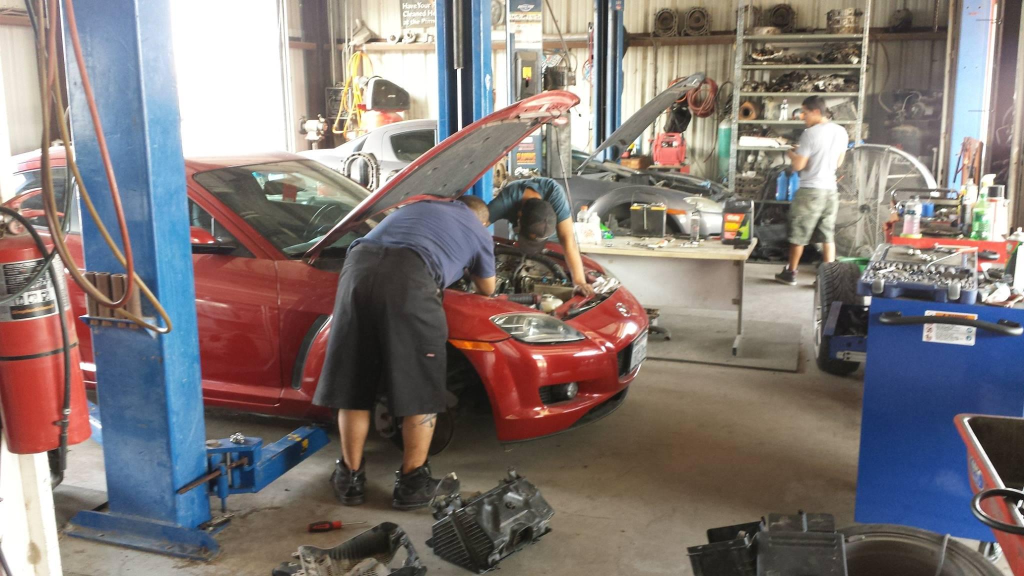 Engine Installation and Break-in | OJ Imports