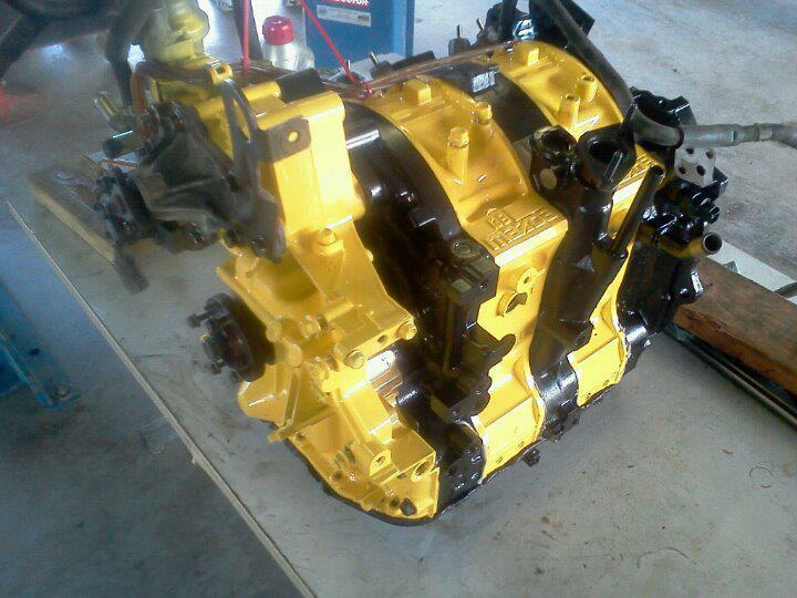 renesis engine rebuild