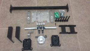 v8 swap kit